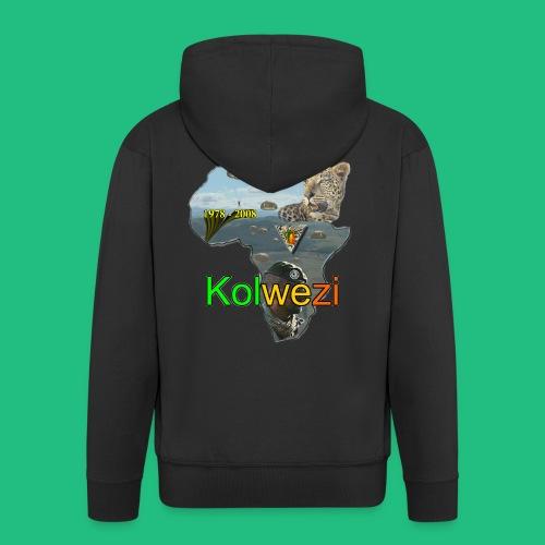 Kolwezi 2e REP - Veste à capuche Premium Homme