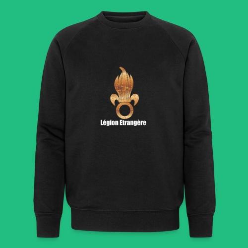 flamme légion old - Sweat-shirt bio Stanley & Stella Homme
