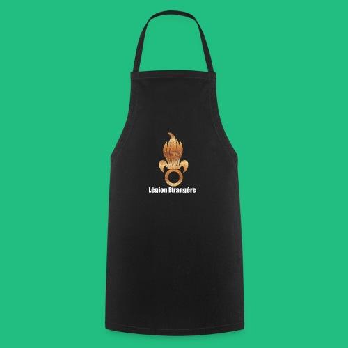 flamme légion old - Tablier de cuisine