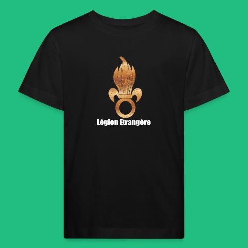 flamme légion old - T-shirt bio Enfant