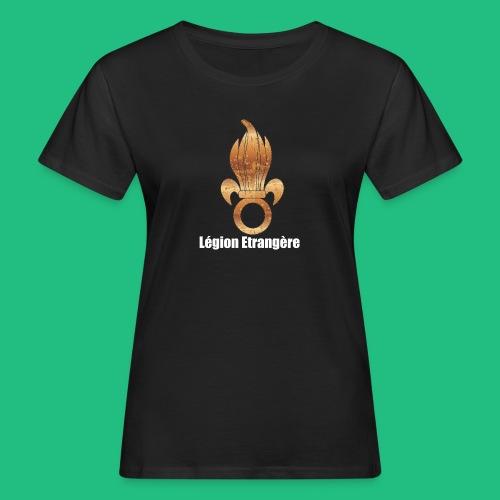 flamme légion old - T-shirt bio Femme