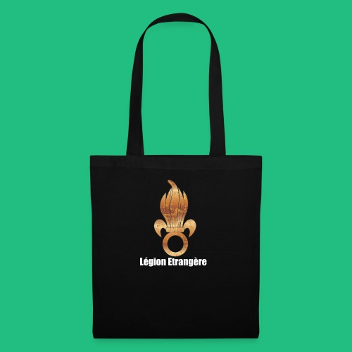 flamme légion old - Tote Bag