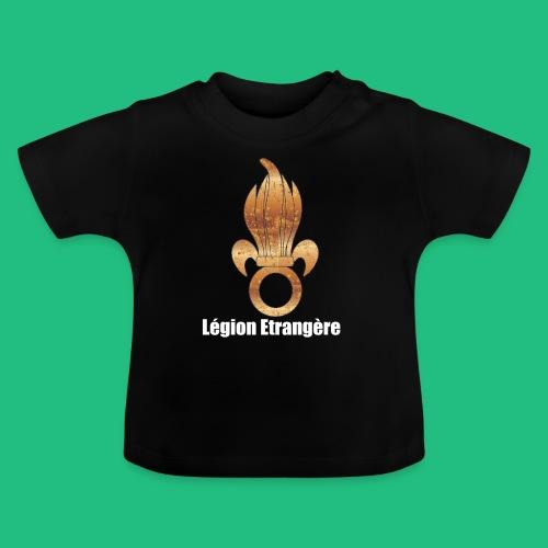 flamme légion old - T-shirt Bébé
