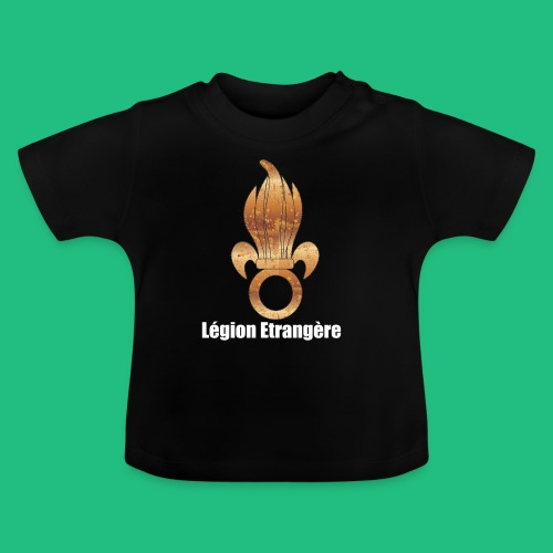 flamme légion old - T-shirt Bébé