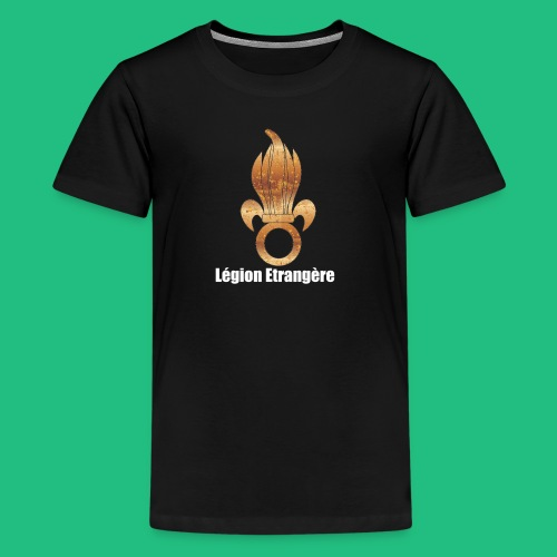 flamme légion old - T-shirt Premium Ado