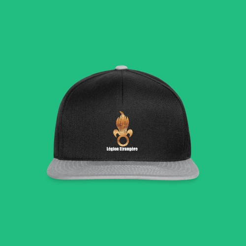 flamme légion old - Casquette snapback