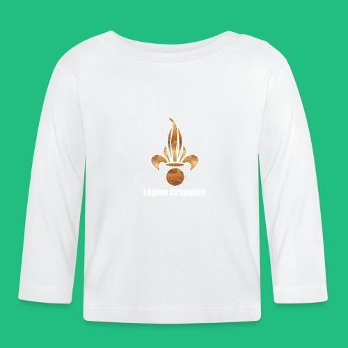 Flamme Légion design - T-shirt manches longues Bébé