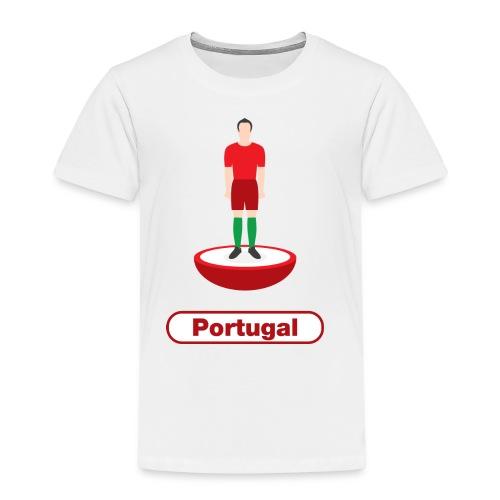 Portugal football - Mens tshirts - Kids' Premium T-Shirt