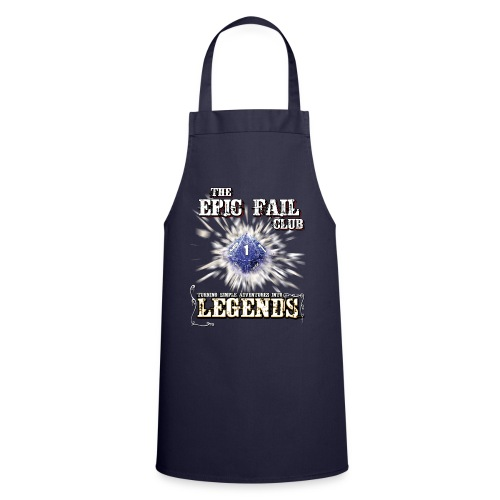 The Epic Fail Club - D10 - Cooking Apron