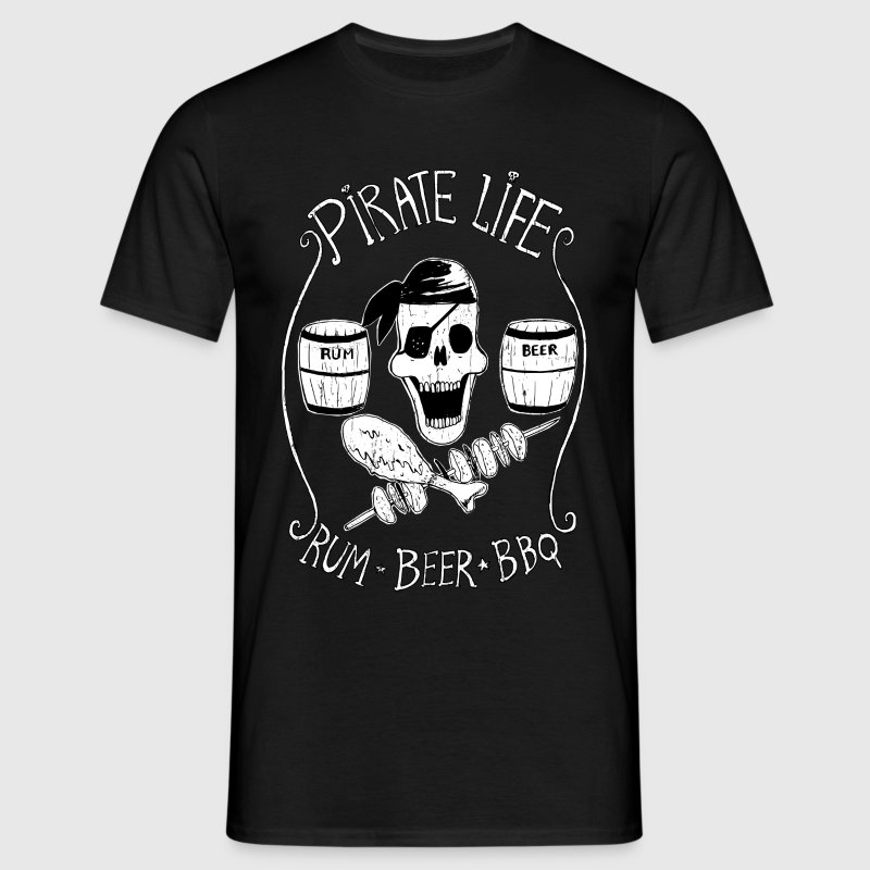 Pirate life - T-shirt Homme