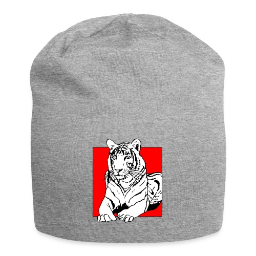 Red Cube Tiger T-Shirt - Jersey-Beanie