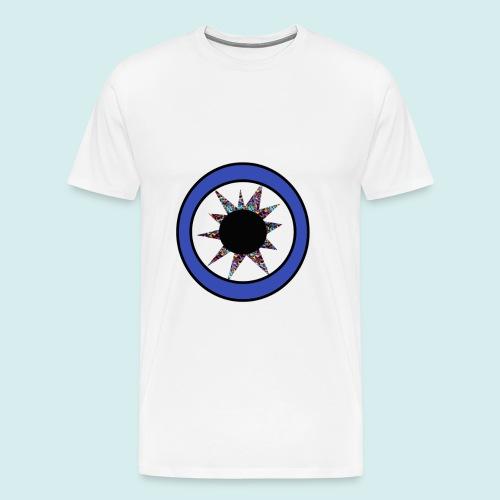 Blue eye Star - Men's Premium T-Shirt