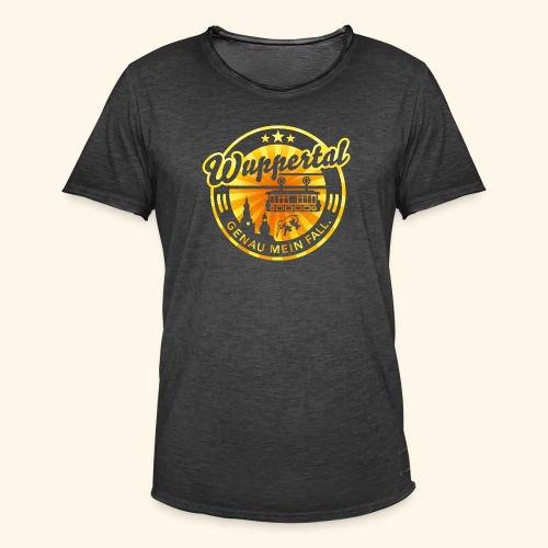 spassprediger.de presents: Wuppertal - Männer Vintage T-Shirt