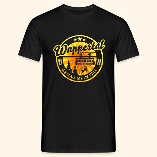 spassprediger.de presents: Wuppertal - Männer T-Shirt
