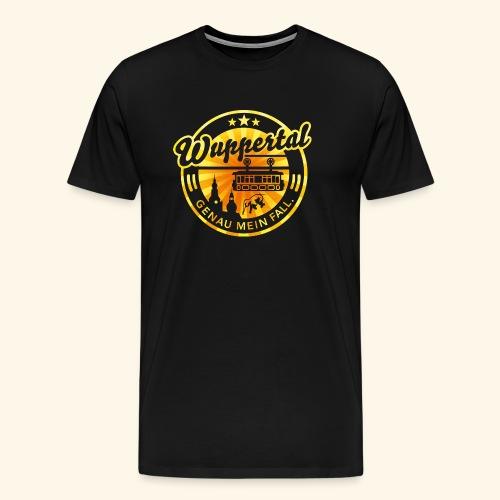 spassprediger.de presents: Wuppertal - Männer Premium T-Shirt