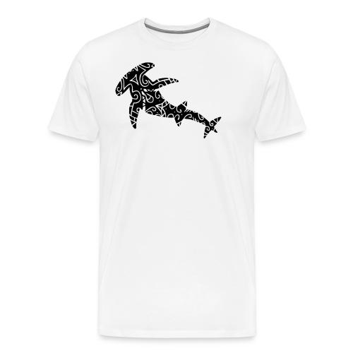 Requin marteau - T-shirt Premium Homme