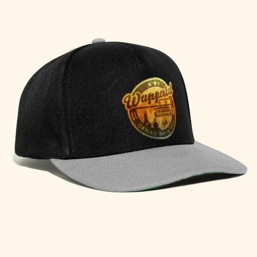 spassprediger.de presents: Wuppertal, distressed - Snapback Cap