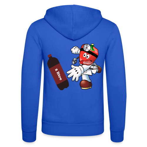 DrPepper2litre Twitch - Unisex Hooded Jacket by Bella + Canvas