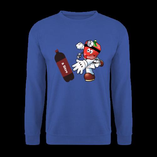 DrPepper2litre Twitch - Men's Sweatshirt