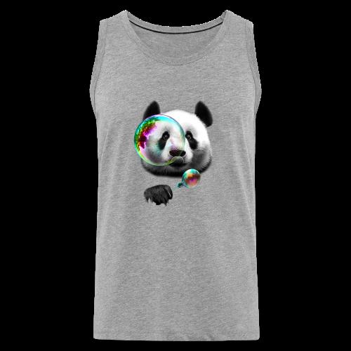 Panda Tee - Men's Premium Tank Top
