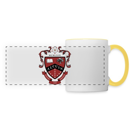 Alcuin Crest Travel Mug - Panoramic Mug