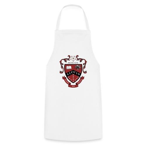 Alcuin Crest Travel Mug - Cooking Apron