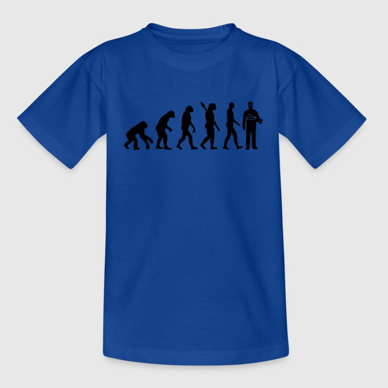 Evolution Bauleiter T-Shirts - Kinder T-Shirt