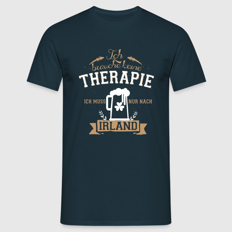 NoTherapy_Irland  T-Shirts - Männer T-Shirt