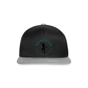 Tee-shirt Femme Bicolore - Casquette snapback