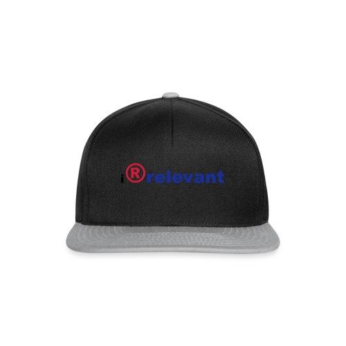 Baseball Cap - Snapback Cap
