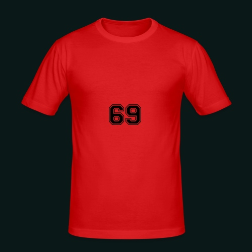 Snapback - Herre Slim Fit T-Shirt