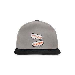 Whats the Craic, Im Banjaxed - Snapback Cap