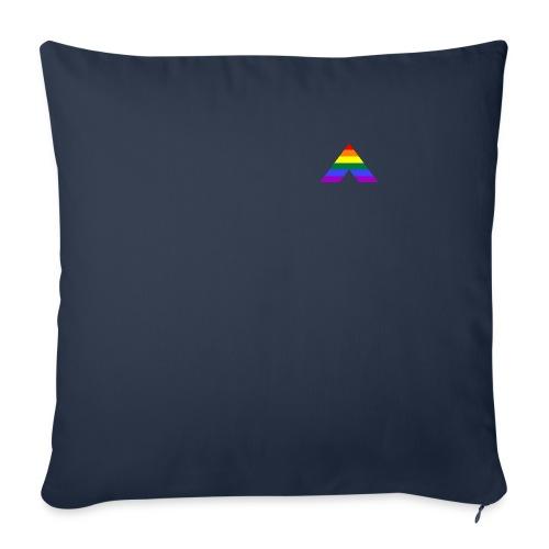 LGBTQ Support Shirt - Sofakissenbezug 44 x 44 cm
