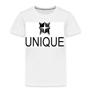 Unique White Tee - Kinder Premium T-Shirt