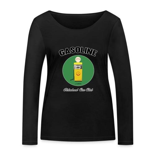 Vintage pump - T-shirt manches longues bio Stanley & Stella Femme