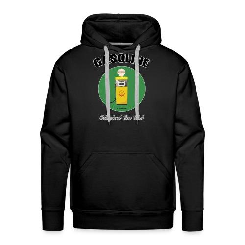 Vintage pump - Sweat-shirt à capuche Premium pour hommes