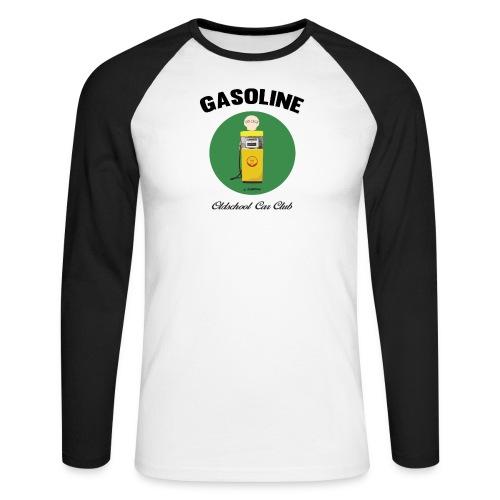 Vintage pump - T-shirt baseball manches longues Homme