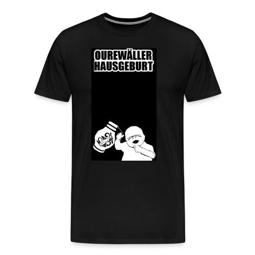 Ourewäller Hausgeburt - Männer Premium T-Shirt
