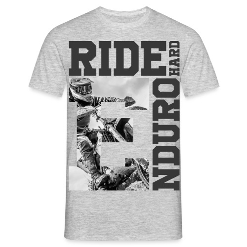 Hard Enduro Rider - Männer T-Shirt
