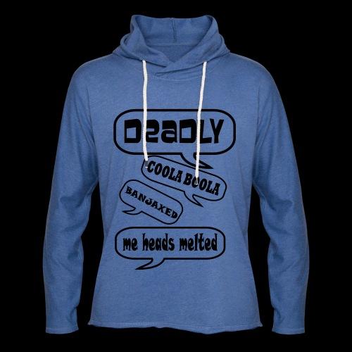 Deadly Dublin - Light Unisex Sweatshirt Hoodie