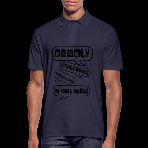 Deadly Dublin - Men's Polo Shirt
