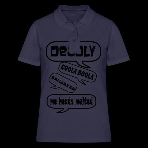 Deadly Dublin - Women's Polo Shirt