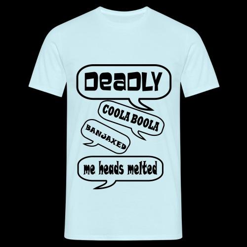 Deadly Dublin - Men's T-Shirt