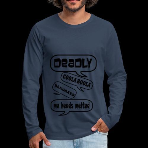 Deadly Dublin - Men's Premium Longsleeve Shirt