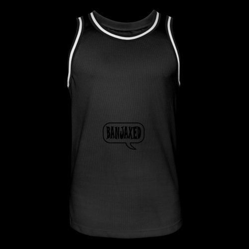 Banjaxed - Men's Basketball Jersey