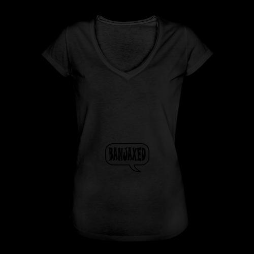 Banjaxed - Women's Vintage T-Shirt