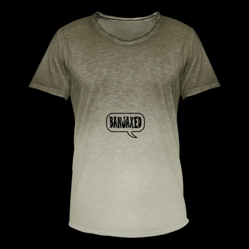 Banjaxed - Men's T-Shirt with colour gradients