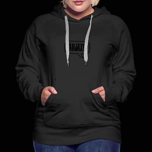 Banjaxed - Women's Premium Hoodie