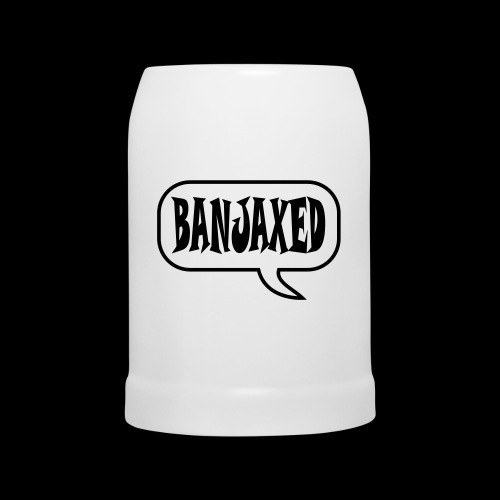 Banjaxed - Beer Mug