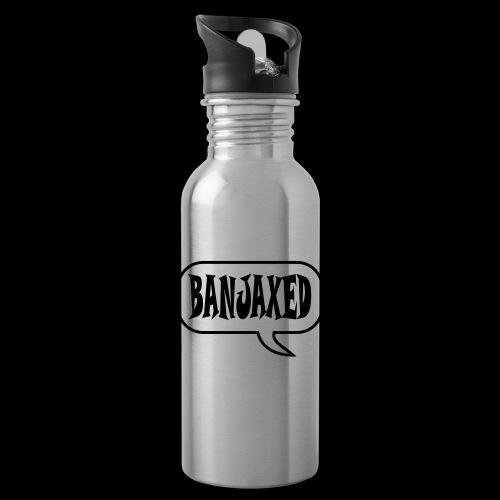 Banjaxed - Water Bottle